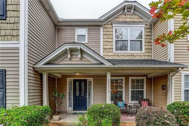 15312 Crossing Gate Drive, Cornelius, NC 28031 (#3677623) :: Besecker Homes Team