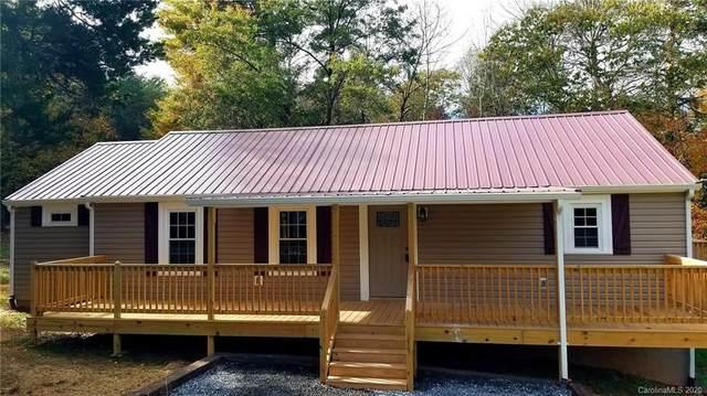 6554 GW Carson Road, Hickory, NC 28602 (#3677646) :: Homes Charlotte