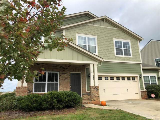 107 E Neel Ranch Road #69, Mooresville, NC 28115 (#3677657) :: IDEAL Realty