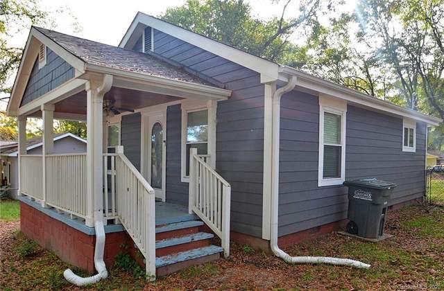 1303 W 10th Avenue #10, Gastonia, NC 28052 (#3677740) :: Homes Charlotte