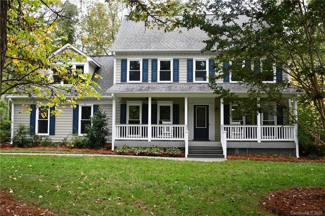 8300 Quarters Lane, Mint Hill, NC 28227 (#3677817) :: Stephen Cooley Real Estate Group