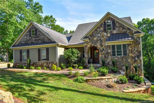 6156 Falls Ridge Trail, Sherrills Ford, NC 28673 (MLS #3677831) :: RE/MAX Journey