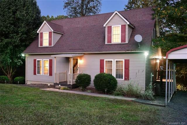 508 Fairway Shores Road, Mount Gilead, NC 27306 (#3677979) :: Bigach2Follow with Keller Williams Realty