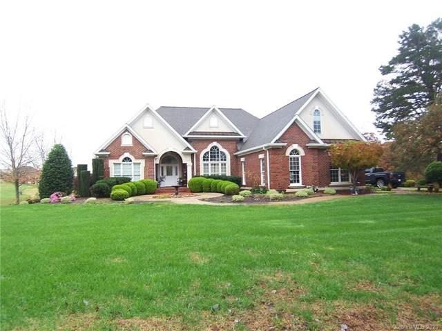 121 Deer Brook Drive, Shelby, NC 28150 (#3677995) :: Ann Rudd Group