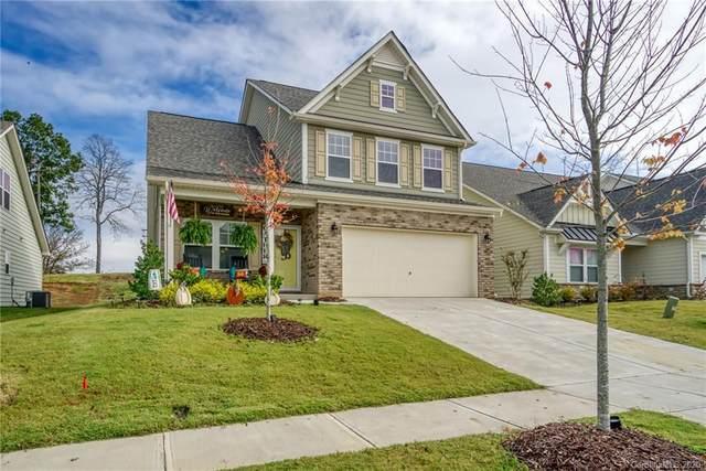 107 Jana Drive, Statesville, NC 28677 (#3678044) :: Rhonda Wood Realty Group