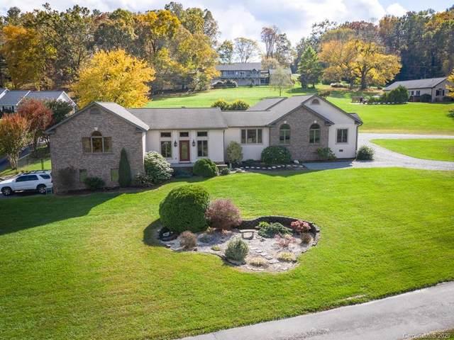 9 Charles Marlowe Drive, Fairview, NC 28730 (#3678052) :: Besecker Homes Team