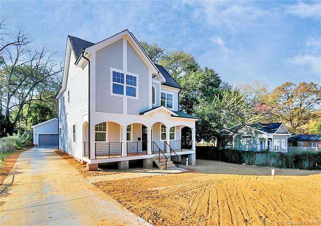 827 W Kingston Avenue, Charlotte, NC 28203 (#3678074) :: Homes with Keeley | RE/MAX Executive