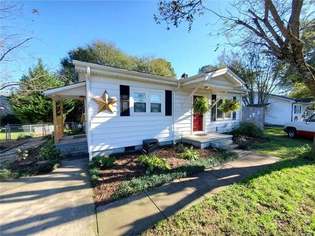 110 S Pasour Street S, Dallas, NC 28034 (#3678078) :: Besecker Homes Team