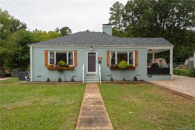 1240 Skyview Road, Charlotte, NC 28208 (MLS #3678254) :: RE/MAX Journey