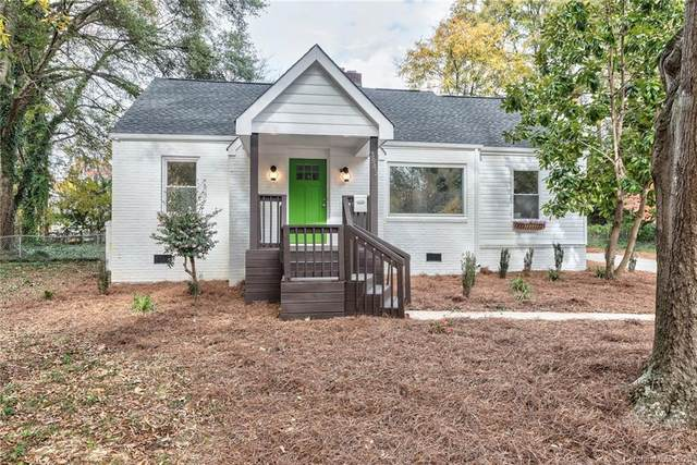3945 Langhorne Avenue, Charlotte, NC 28205 (MLS #3678268) :: RE/MAX Journey
