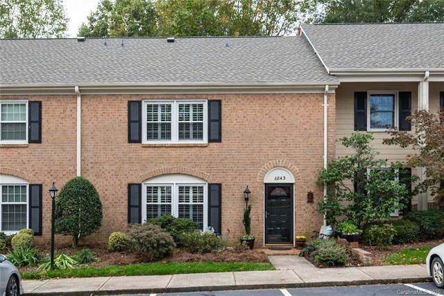 6843 Dumbarton Drive, Charlotte, NC 28210 (#3678297) :: Carolina Real Estate Experts