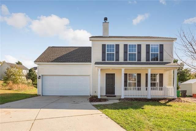 3617 Kiley Lane, Charlotte, NC 28216 (#3678600) :: Stephen Cooley Real Estate Group