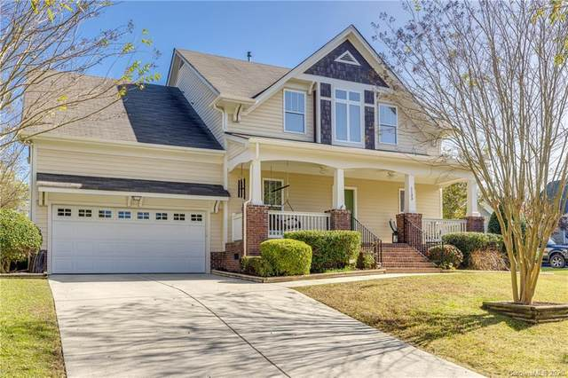 1133 Hunters Run Drive, Tega Cay, SC 29708 (#3678632) :: Homes Charlotte