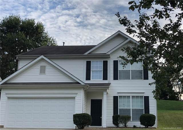 1836 Southwind Drive, Charlotte, NC 28216 (#3678664) :: Carolina Real Estate Experts