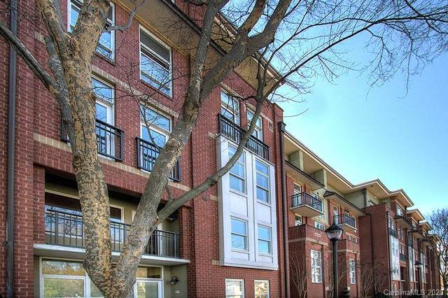 1320 Fillmore Avenue #426, Charlotte, NC 28203 (#3678688) :: LePage Johnson Realty Group, LLC