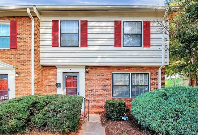 6354 Old Pineville Road G, Charlotte, NC 28217 (#3678784) :: LePage Johnson Realty Group, LLC