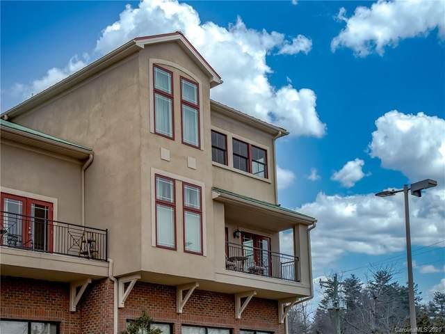 475 Church Street L, Hendersonville, NC 28792 (#3678856) :: Keller Williams Professionals