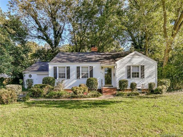 613 Marsh Road, Charlotte, NC 28209 (#3678863) :: Ann Rudd Group