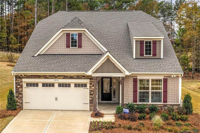 5225 Chegall Crossing Way #465, Mount Holly, NC 28120 (#3678876) :: BluAxis Realty