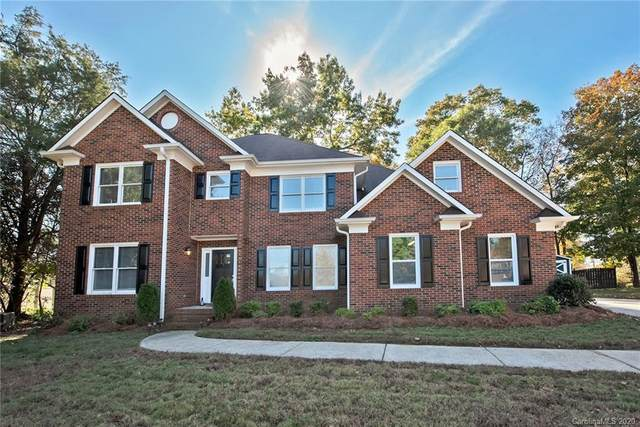 500 Wyre Forest Court #13, Charlotte, NC 28270 (#3678924) :: Stephen Cooley Real Estate Group