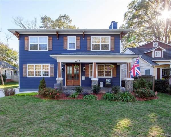 2214 Randall Street, Charlotte, NC 28205 (#3678980) :: LePage Johnson Realty Group, LLC