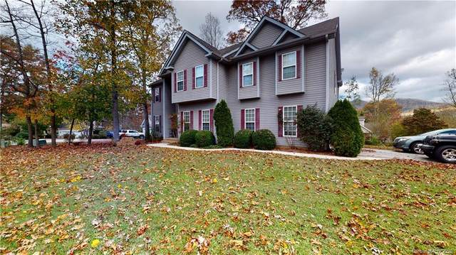 214 Colonel Holcombe Place, Candler, NC 28715 (#3679012) :: High Performance Real Estate Advisors