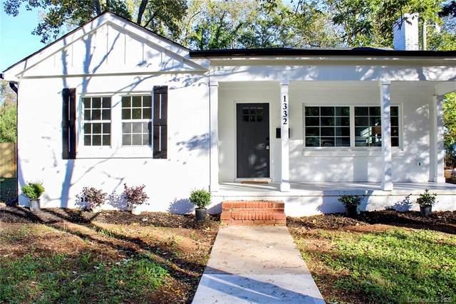 1332 Condon Street, Charlotte, NC 28216 (#3679049) :: High Performance Real Estate Advisors
