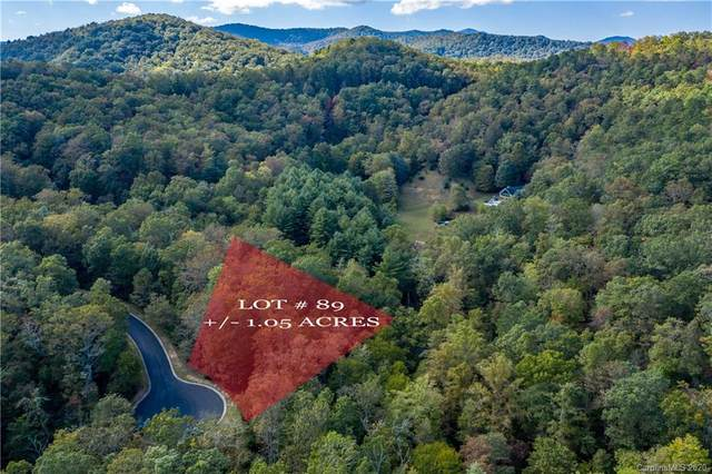 Lot 89 Caddis Lane #89, Mills River, NC 28742 (#3679197) :: BluAxis Realty