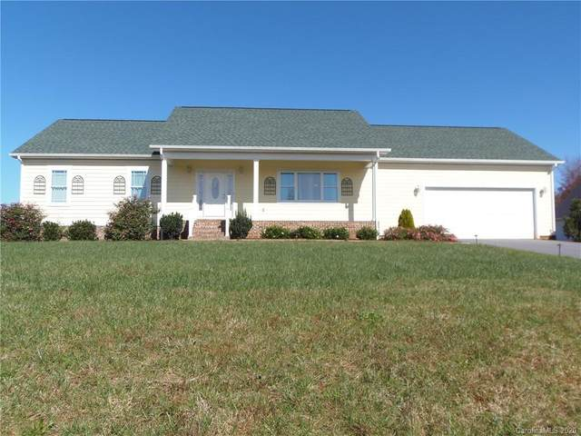 2740 Judea Drive, Conover, NC 28613 (#3679256) :: Rowena Patton's All-Star Powerhouse