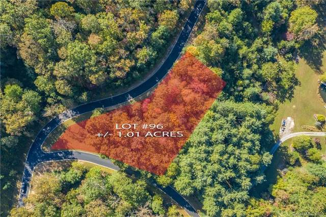 Lot 96 May Fly Lane #96, Mills River, NC 28742 (#3679368) :: Ann Rudd Group