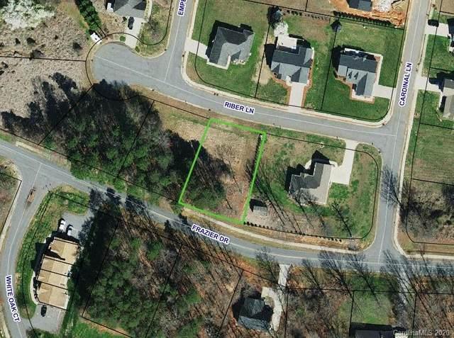 3163 Riber Lane #23, Claremont, NC 28610 (#3679467) :: Robert Greene Real Estate, Inc.