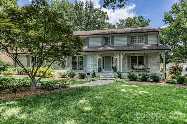 3011 Chaucer Drive, Charlotte, NC 28210 (#3679487) :: Robert Greene Real Estate, Inc.