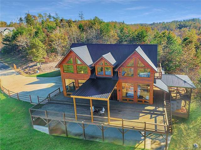 28 Roaring Creek Trail, Nebo, NC 28761 (#3679491) :: IDEAL Realty