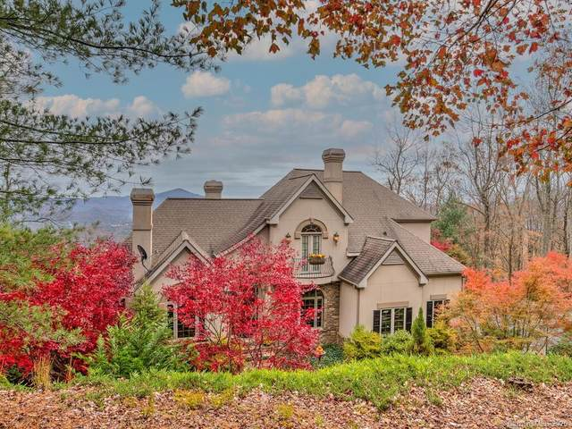 165 Pinkerton Corner, Fairview, NC 28730 (#3679600) :: NC Mountain Brokers, LLC