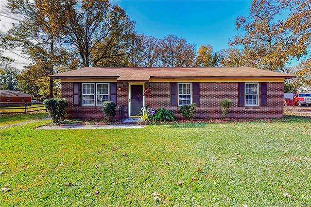 903 Taylor Street, Wingate, NC 28174 (#3679624) :: BluAxis Realty