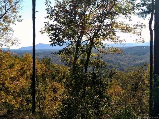 0 Golden Ridge Drive #207, Lake Lure, NC 28746 (#3679727) :: Carlyle Properties