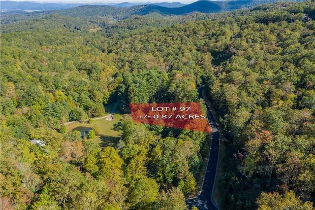 Lot 97 May Fly Lane #97, Mills River, NC 28742 (#3679731) :: Ann Rudd Group