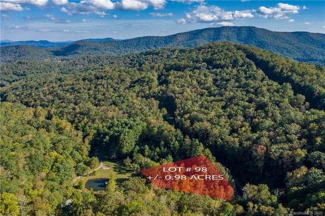 Lot 98 May Fly Lane #98, Mills River, NC 28742 (#3679737) :: Ann Rudd Group