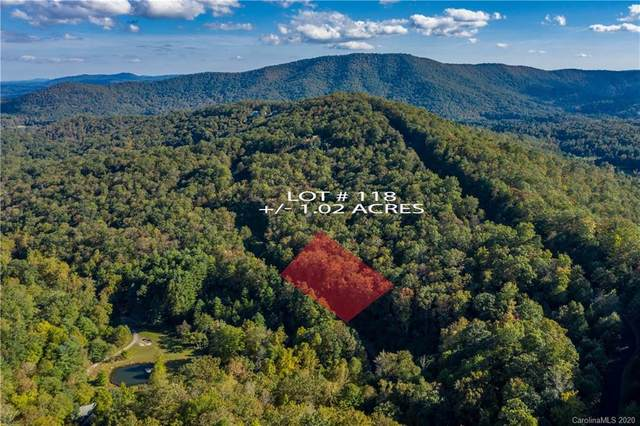 Lot 118 May Fly Lane #118, Mills River, NC 28742 (#3679756) :: Ann Rudd Group