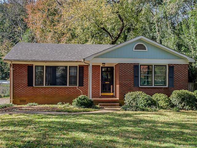 4000 Sheffield Drive, Charlotte, NC 28205 (MLS #3679948) :: RE/MAX Journey