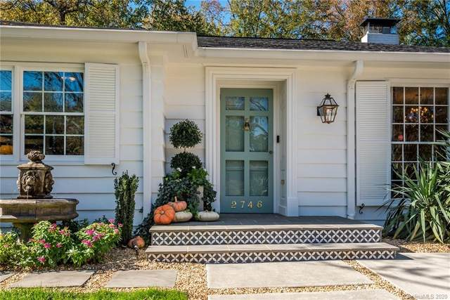 2746 Hampton Avenue, Charlotte, NC 28207 (#3679988) :: Rhonda Wood Realty Group