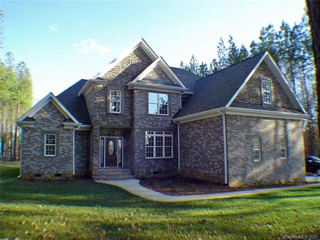 176 Draper Drive #19, Statesville, NC 28625 (#3680153) :: Robert Greene Real Estate, Inc.