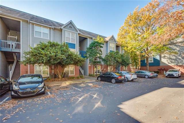 525 N Graham Street 1D, Charlotte, NC 28202 (#3680159) :: Stephen Cooley Real Estate Group