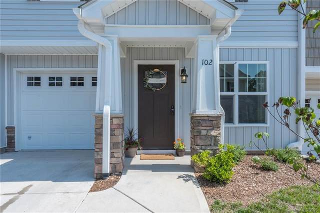 102 Monmouth Way, Candler, NC 28715 (#3680197) :: Ann Rudd Group