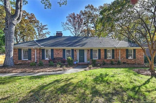 1108 Regency Drive, Charlotte, NC 28211 (MLS #3680263) :: RE/MAX Journey