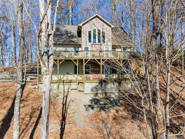 941 English Ridge Drive, Mars Hill, NC 28754 (#3680309) :: Homes Charlotte