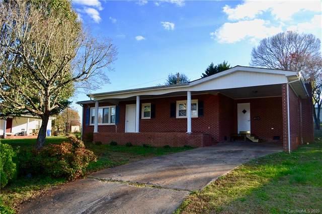 153 Burgin Street, Spindale, NC 28160 (#3680370) :: Keller Williams Professionals