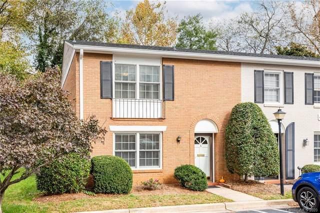 4607 Hedgemore Drive A, Charlotte, NC 28209 (#3680391) :: Carolina Real Estate Experts