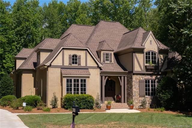 4011 Pinehill Lane, Matthews, NC 28104 (#3680397) :: Carlyle Properties