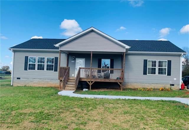 1200 Woodward Road, Mocksville, NC 27028 (#3680523) :: Stephen Cooley Real Estate Group